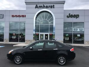 2011 Ford Focus SE Heated seats