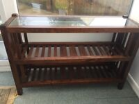 Laura Ashley console table for sale . or hall.