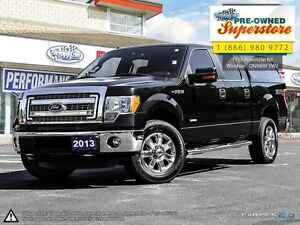 2013 Ford F-150 ***XTR 4X4 WITH BED CAP***