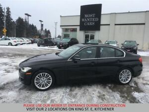 2014 BMW 328I xDrive | LUXURY | NAV | CAMERA | MOCHA LTHR