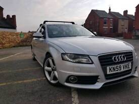 Audi a4 s.line b8 executive package or swaps for vw touareg or land rover discovery 3 or similar
