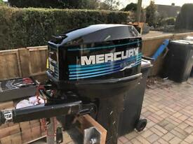 Mercury 25hp outboard £400 ONO