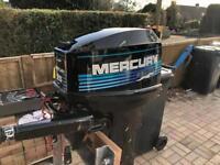 Mercury 25hp outboard £400 ONO