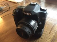 Canon EOS 40D with Canon Battery Grip & Yongnuo 35mm f/2 Lens