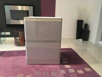 Bathroom basin drawer unit