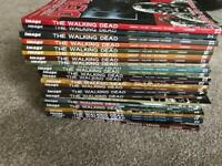 The Walking Dead Comic Collection Volume 1-23