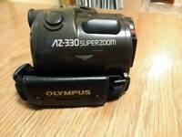 Olympus AZ300 Superzoom film camera
