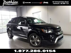 2017 Dodge Journey Crossroad | LEATHER | NAV | SUNROOF |
