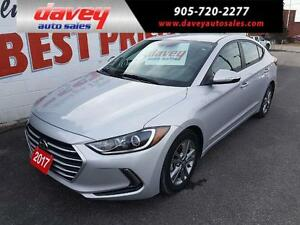2017 Hyundai Elantra GL HEATED SEATS AND STEERING WHEEL, BACK...