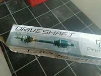 Mercedes vito driveshaft