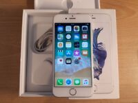 Iphone 6s Unlocked all networks One month warranty