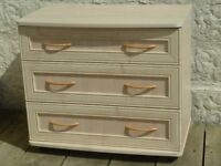Chest of Drawers Great Condition Three good sized Drawers