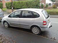 NICE RELIABLE 03 PLATE SCENIC 1.9 DCI MOT MAY
