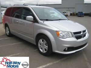 2012 Dodge Grand Caravan Crew   Stands Out of the Pack!