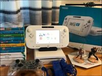 Wii u bundle for sale£180ono