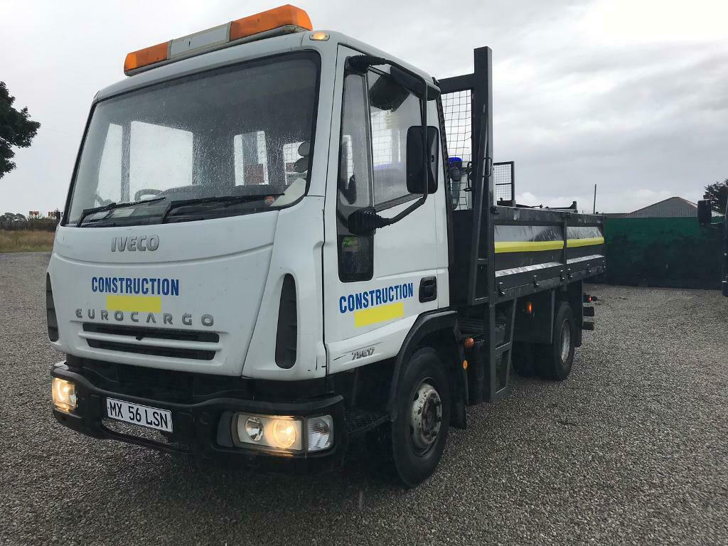IVECO LORRY 56 PLATE 7 5 TON | in Ramsgate, Kent | Gumtree