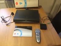SKY+ HD 160 GB Demand Box