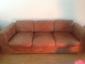 African leather sofas