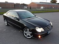Very maintained Mercedes CLK 220 CDi sport AMG