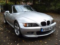 BMW Z3, 2.0cc straight 6 engine - great car (face lift model)
