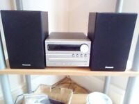 panasonic mini hifi £35