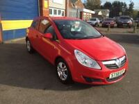 2008 Vauxhall corsa 1.3 Cdti £20 year road tax 12 months mot/3 months parts and labour warranty