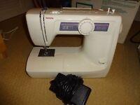 Toyota electric sewing machine spares/repair