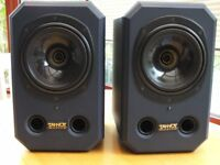 Tannoy Active Studio Monitor Speakers System 600A – COLLECTION ONLY
