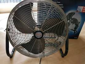 Honeywell floor super power fan