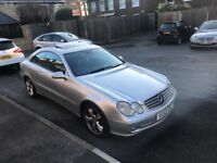 Mercedes clk 5.0 v8 - open to offers
