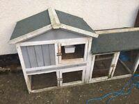 Rabbit/ Guinea pig hutch