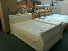 Double 4ft 6 inches mattress #34021 £65