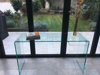 Glass Desk - £140