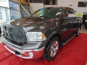 2015 Ram 1500 Laramie*CD*CUIR*MAGS*BLUETOOTH*