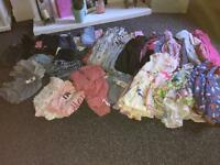 Girls Bundle some 4-5 but mostly 5-6 and size 11 shoes