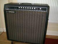A Yamaha amplifier hundred 410