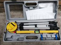 Laser Level Kit - NEW