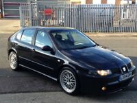 For sale Seat leon cupra 1.9 tdi (190)hp blacl