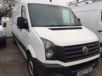 Volkswagen Crafter cr35 4m high roof