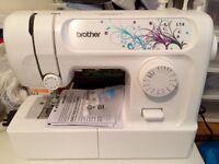 Sewing Machine Brother L14 Sewing Machine Full Size - Drop In Bobbin