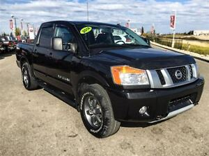 2014 Nissan Titan PRO-4X|Leather|Sunroof|Nav
