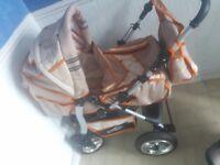 Pushchair buggy
