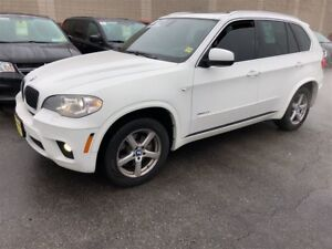 2012 BMW X5 35i, Auto, Navi, Leather, Panoramic Sunroof, AWD