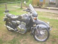 Triumph Thunderbird 900 Combination