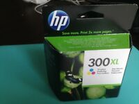 HP 300XL Ink Cartridge - Tricolour / Hi-Yield