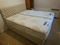 Superior Super King Size Bed With Amazing Mattress BARGAIN