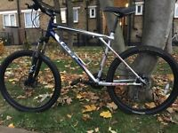 """Gt Aggressor Xc3 Hardtail Mountain Bike XL 20"""" 100mm Lock Out Forks Hayes Stroker Trail Brakeset"""