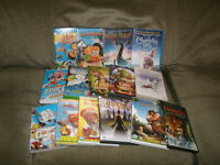 Assortment of DVD's