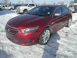 2015 Ford Taurus Limited|Heated/Cooled Leather|Camera|Sunroof