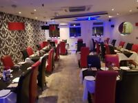 ☆ Indian Restaurant for sale/To rent - Prime location☆ Modern throughout, 60 seating cover